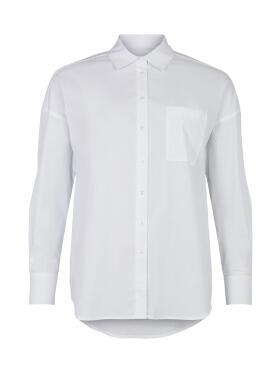 Sunday - Sunday klassisk hvid Skjorte