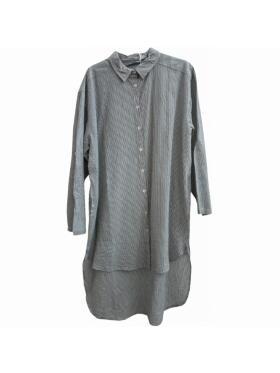 Vanting - Vanting stribet stor Skjorte