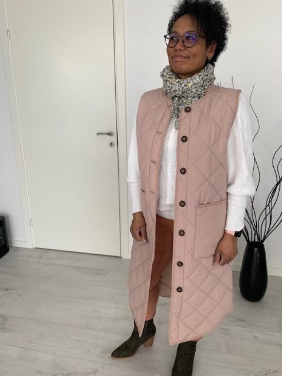 Marc Lauge - MARC lAUGE ROSA Vest