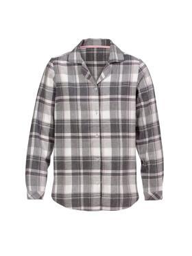 Trofé - Trofé grå flonels Pyjamas
