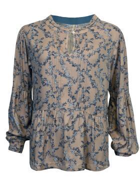 Ofelia - Ofelia Petri sand Skjorte/bluse