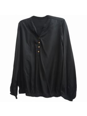 Sisters Point - Vanting SORT Skjorte/bluse