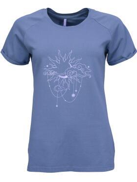 Ofelia - Ofelia ANJA BLÅ T-Shirt