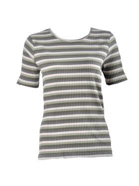 Ofelia - Ofelia GRAZIE grøn T-Shirt k/æ
