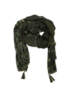Vanting - Vanting firkantet army Tørklæde