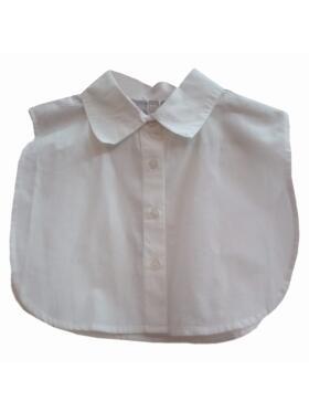 Vanting - Vanting hvid skjortekrave