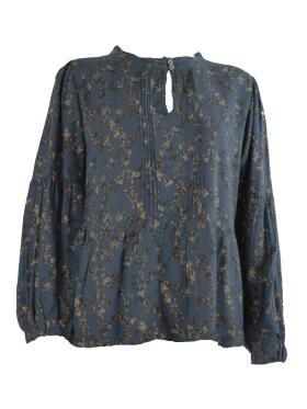 Ofelia - Ofelia PETRI blå Skjorte/bluse