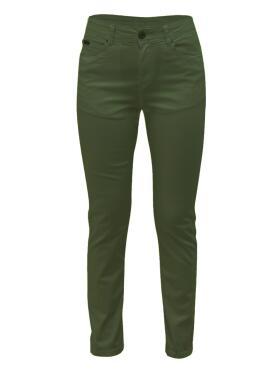 Marc Lauge - Marc Lauge Luna armygrøn Jeans