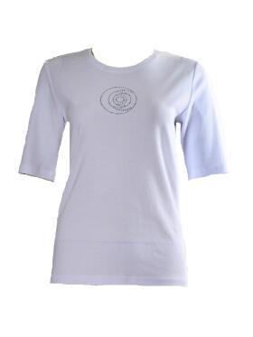 Sunday - SUnday hvid bomulds T-Shirt