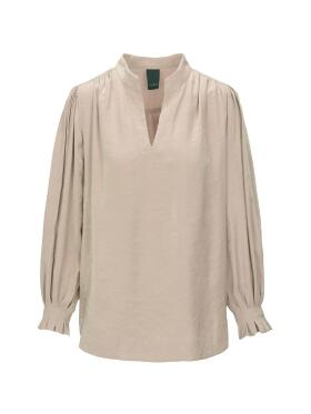 One Two Luxzuz - One Two Aila sand Skjorte/bluse