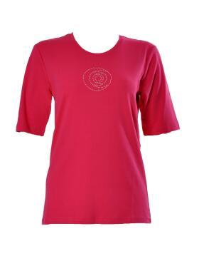 Sunday - SUnday pink bomulds T-Shirt