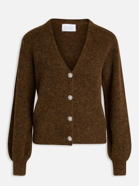 Sisters Point - Sisters Point Lui brun Cardigan