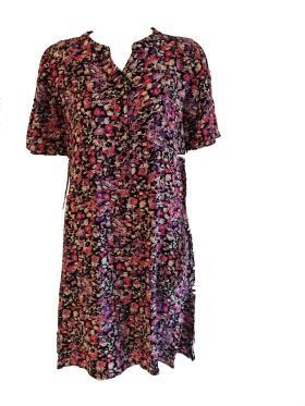 Ofelia - Ofelia blomstret kjole