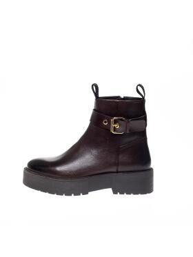 Copenhagen Shoes - Cph shoes Together mørk brun Støvle