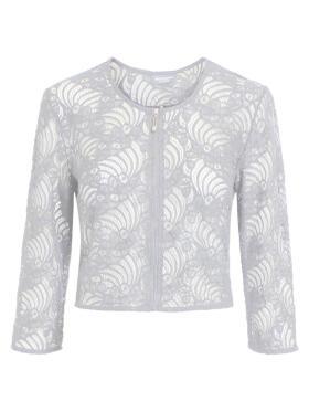 Signature - Signature hvid bolero jakke