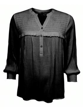 Ofelia - OFNELLIA-BLACK Bluse