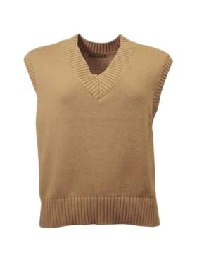 Ofelia - OFELIA RILEY  SAND Vest