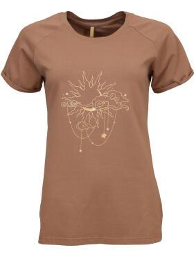Ofelia - Ofelia ANJA SAND T-Shirt