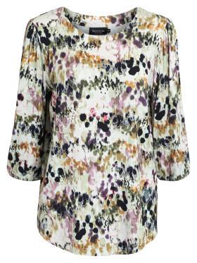 Signature - Signature mønstret tunika/bluse