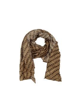 Vanting - Vanting mønstret Tørklæde